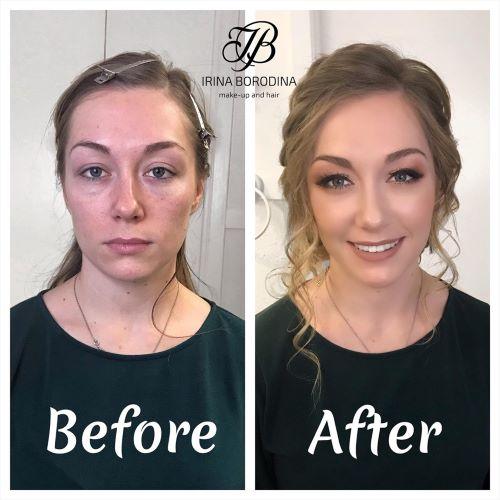 Houston Makeup Artists Hair